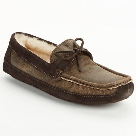 beae368b9cc Ugg Byron Men's Slippers NWT